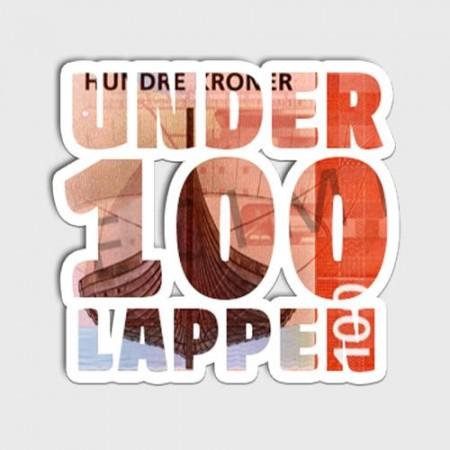 Under 100-lappen