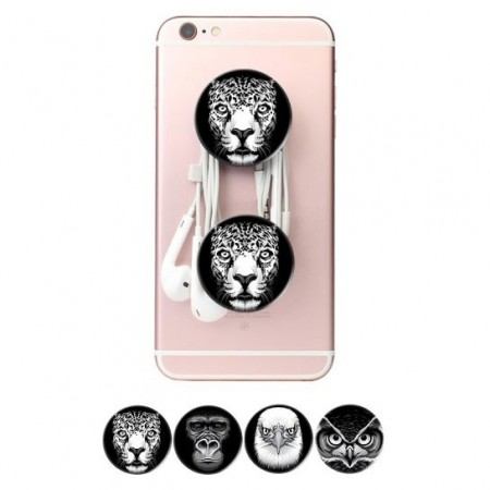 PopSockets Finger Holder/Stand for Mobil Animals