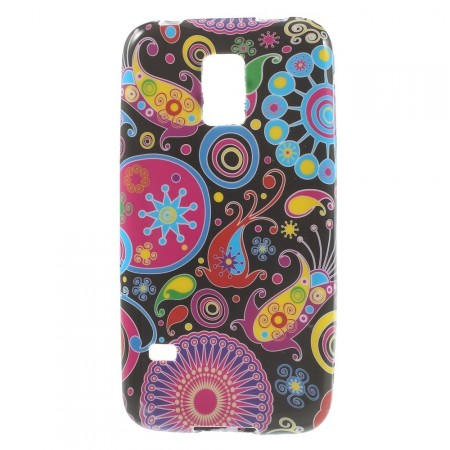 Deksel for Samsung Galaxy S5 Mini Art