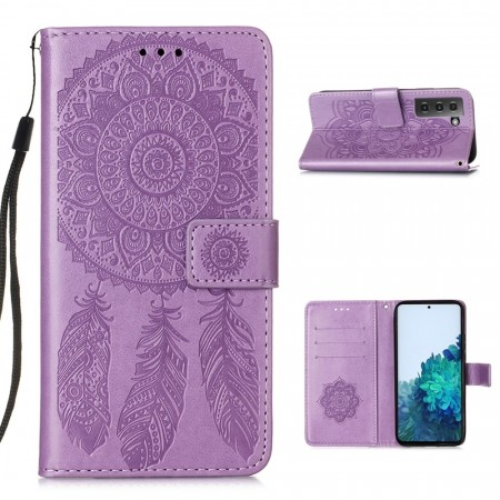 Galaxy S21 Lommebok Etui Dreamcatcher