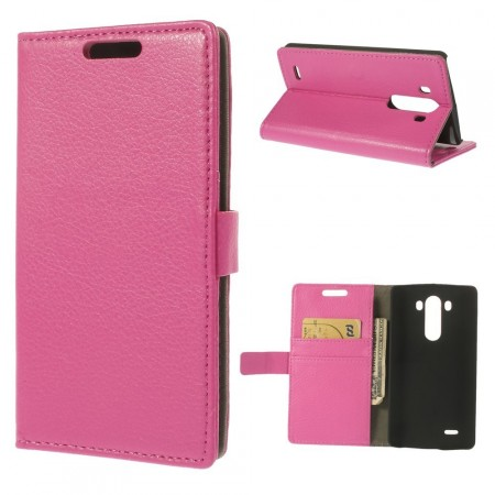 Slimbook Etui for LG G3 Rosa