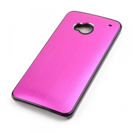 Deksel for HTC One Aluminium Rosa