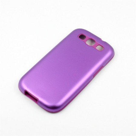Armadillo Case Deksel for Galaxy S3 Lilla