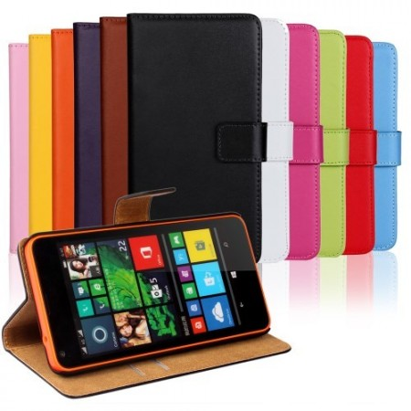 Lommebok Etui for Microsoft Lumia 640 Genuine