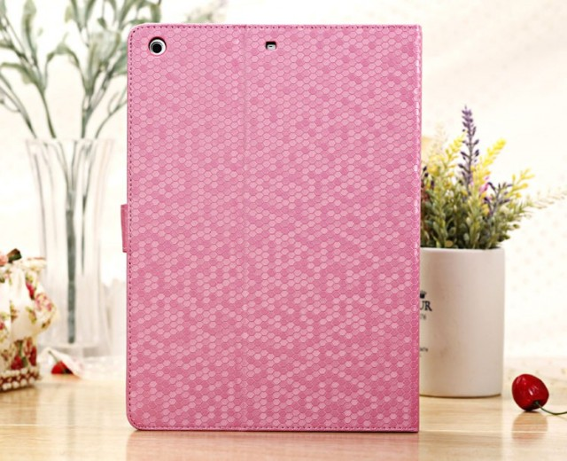 Mappe Etui for iPad Air Shell Rosa