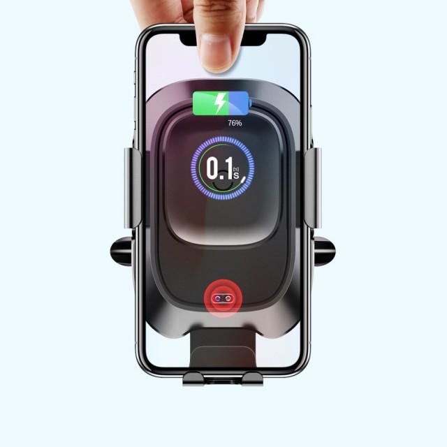 Trådløs Mobillader for Bil | Etuier, deksler