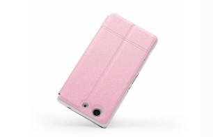 Slimbook Etui for Sony Xperia Z3 Compact Ice Rosa