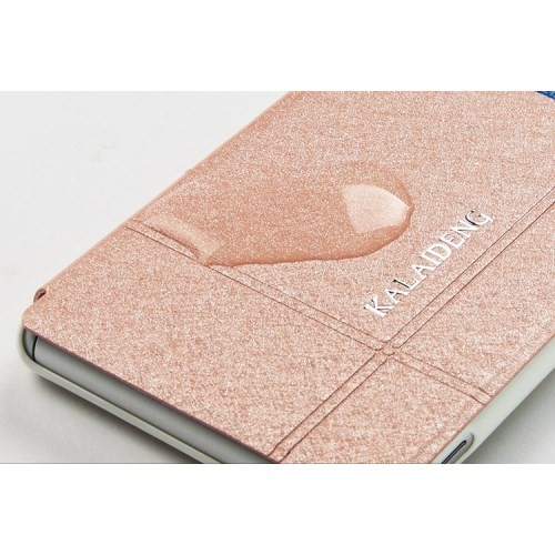 Slimbook Etui for Sony Xperia Z3 Compact Ice Champagne