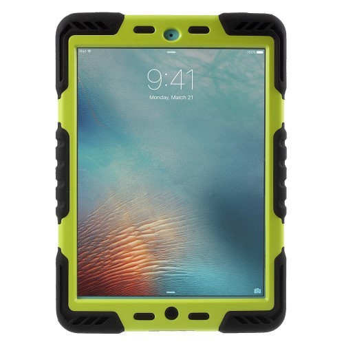 Xtreme Case Etui for iPad 9.7 (2017) Lime Grønn