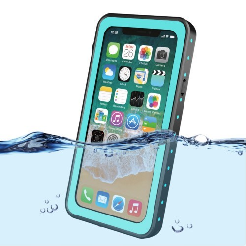 Vanntett iPhone deksel