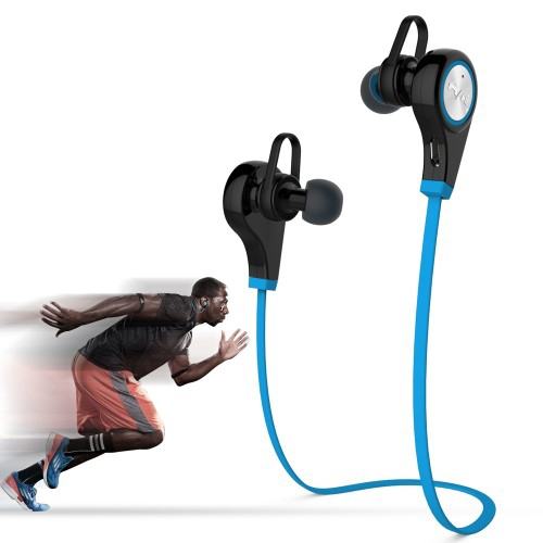 Bluetooth Handsfree Stereo Øreplugger Sporty Mini