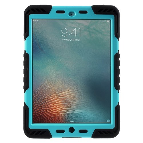 Xtreme Case Etui for iPad 9.7 (2017) Blå