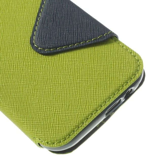 Slimbook Etui for HTC One (M8) Roar Lime
