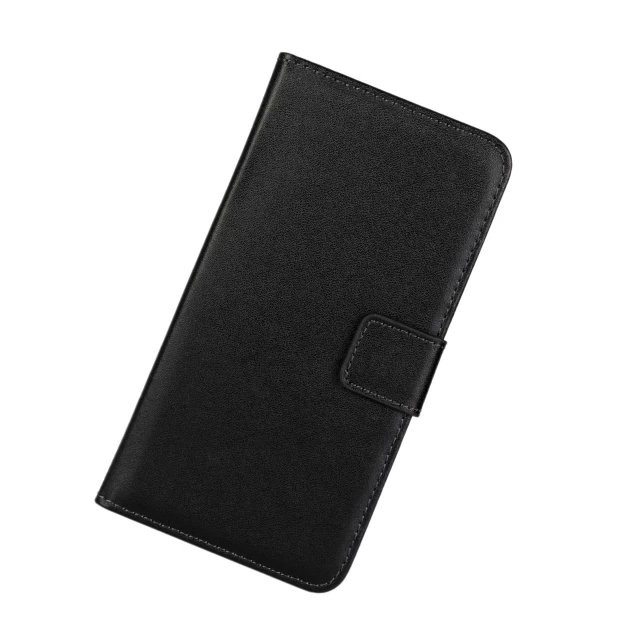 Lommebok Etui for Xperia Z3 Genuine Svart