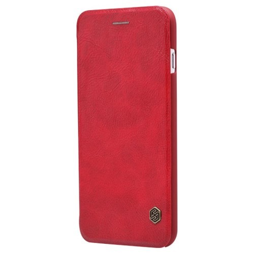 Slimbook Etui for iPhone 6/6s Qin Rød