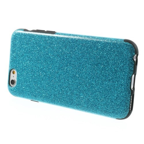 Deksel for iPhone 6/6s Glitter Turkis