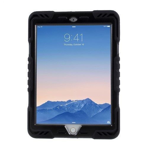 Xtreme Case Etui for iPad 9.7 (2017) Svart