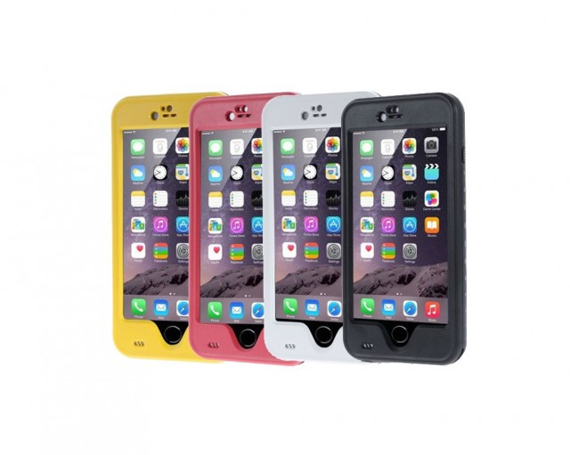 Vanntett Deksel for iPhone 6