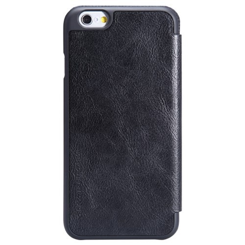 Slimbook Etui for iPhone 6/6s Qin Svart