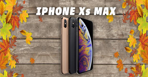 iPhone Xs Max Utstyr